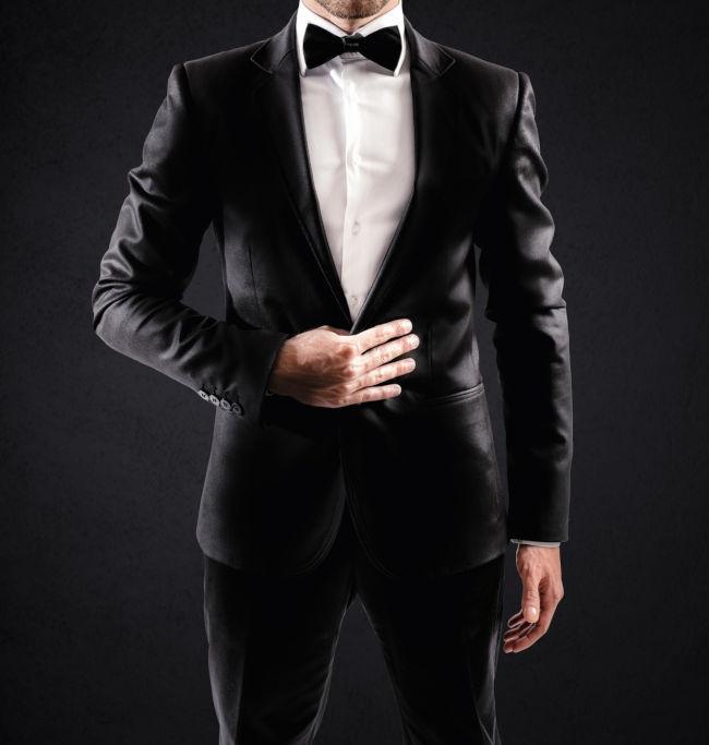 James Bond Anzug