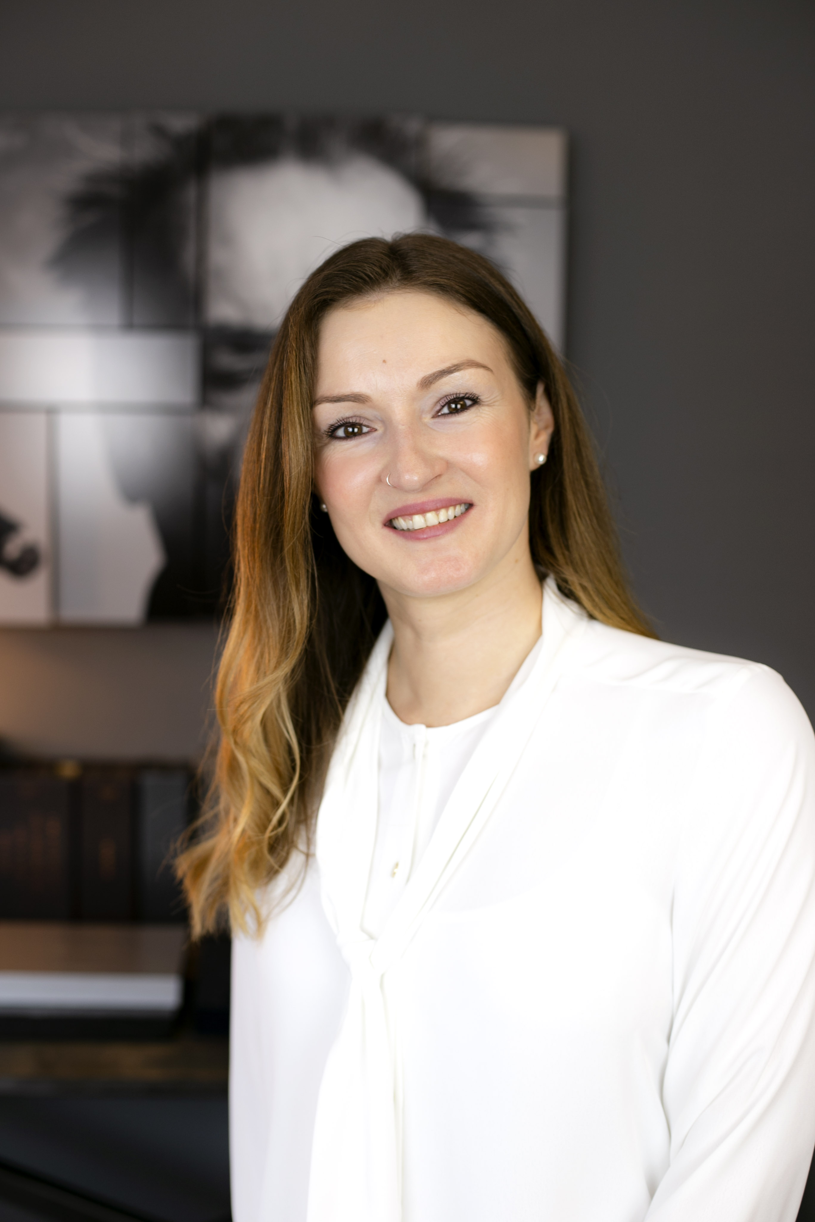 Neue Mitarbeiterin Claudia Besserdich