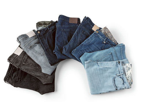 AB JETZT! Die Jeans nach Maß